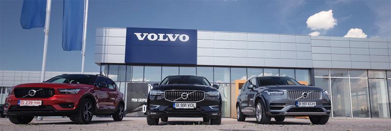 Volvo in Iasi, prin Grupul Mega Auto – ATI Motors Holding