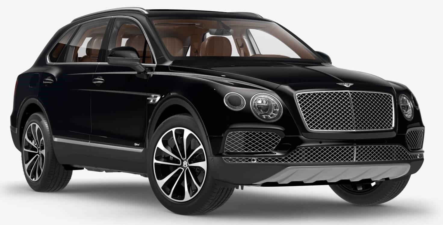 Bentley Bentayga Hybrid Negru metalizat