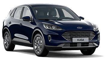 Ford Noul Kuga 5 usi Titanium 1.5T EcoBoost 150 CP MT – Blazer Blue