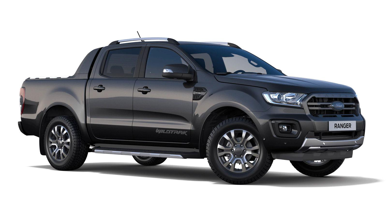 Ford Ranger Double Cab Wildtrak 2.0L EcoBlue 213 CP – Sabre