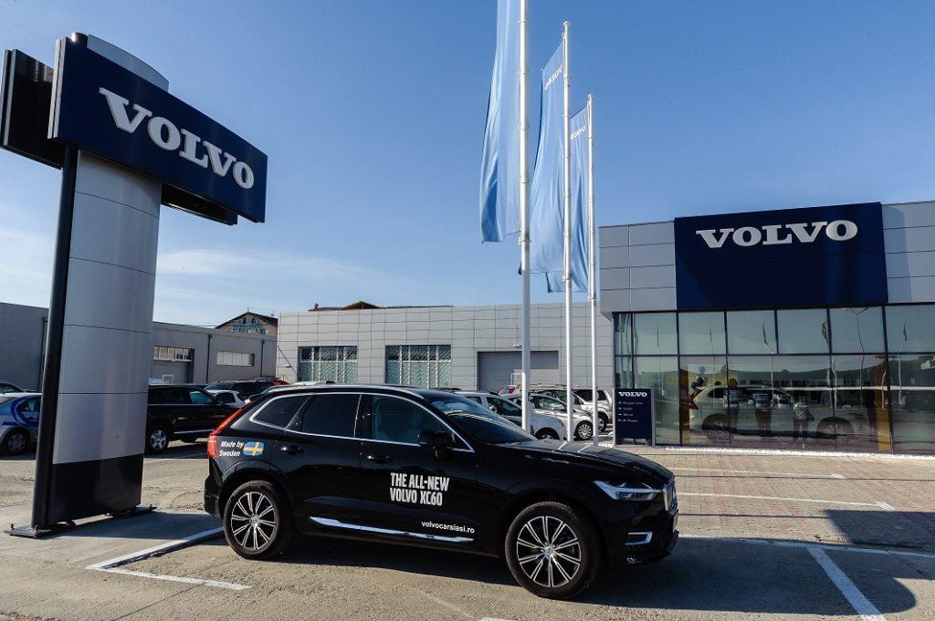 Oferte aniversare la 2 ani de Volvo în Iași