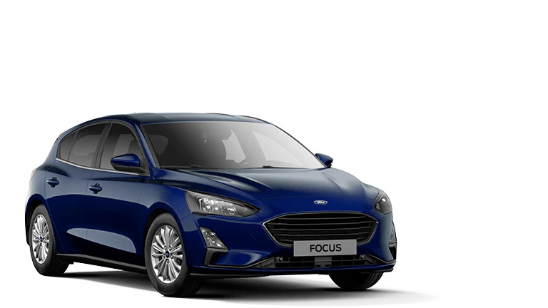 Ford Focus 4 usi Trend Edition 1.0T EcoBoost 125 CP MT – Blazer Blue