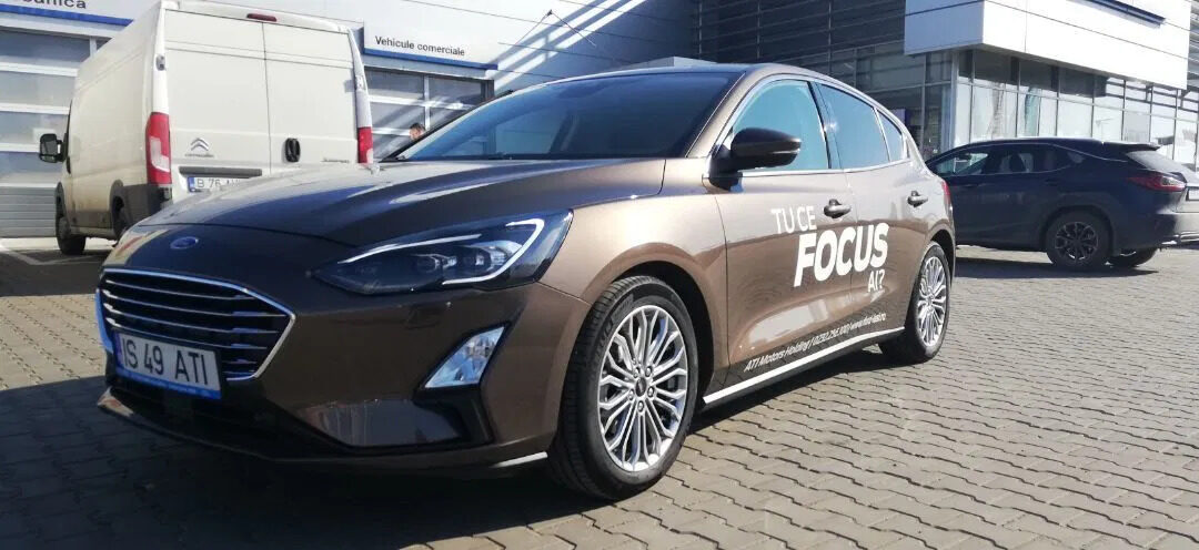 Ford Focus Hatchback Titanium Business