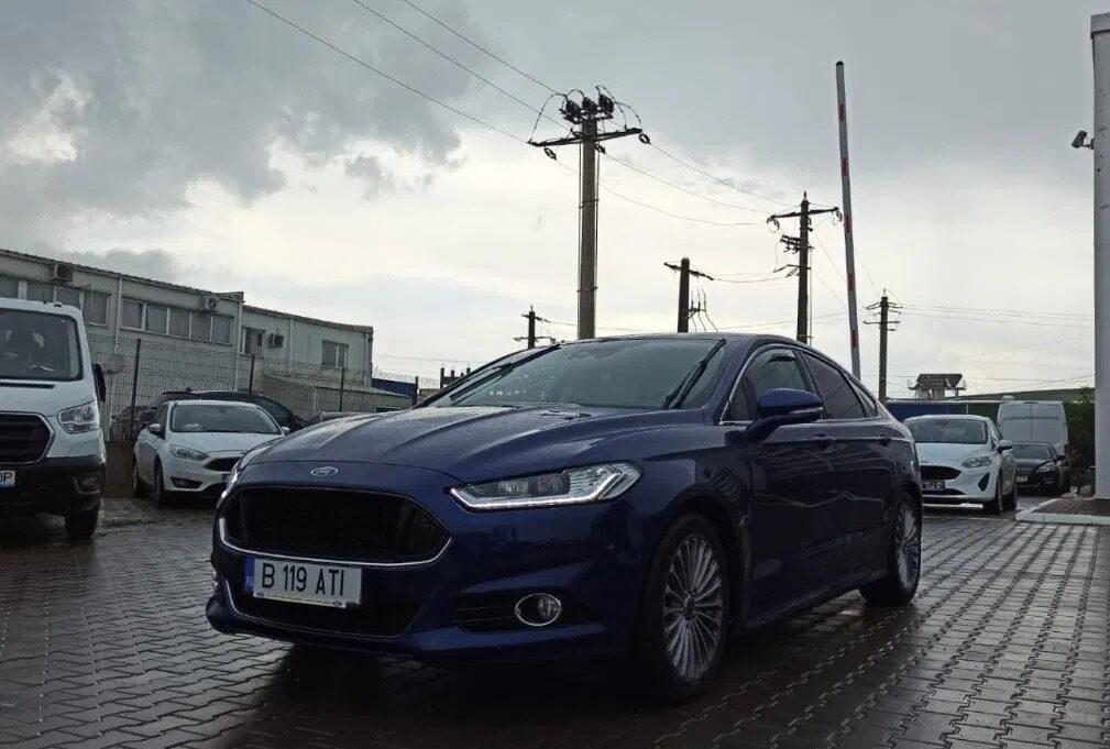 Ford Mondeo Titanium 2017