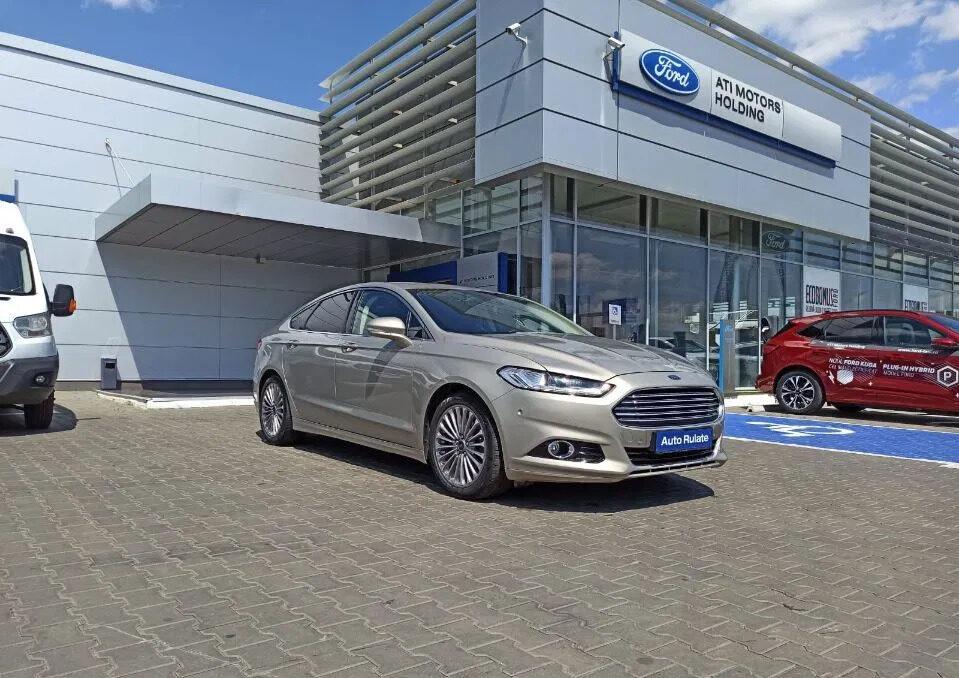 Ford Mondeo Titanium 5 usi 2.0 TDCi 150 CP MT 2015