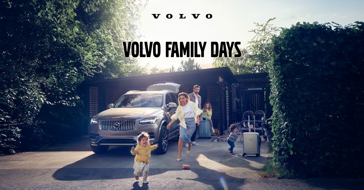 Volvo Family Days la MagAutomobile