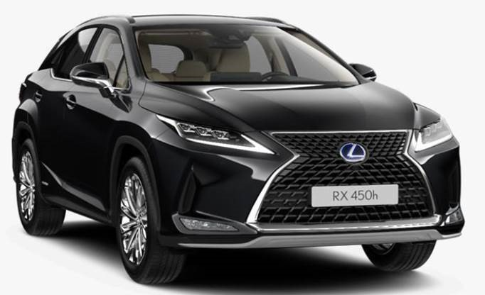 Lexus RX450h Luxury Panoramic