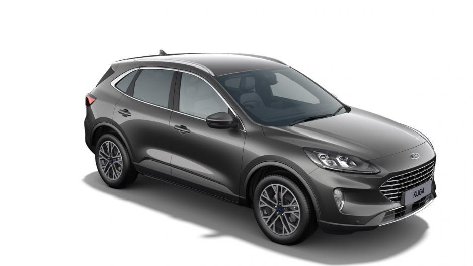 Ford Noul Kuga 5 usi Titanium FWD 2.0 EcoBlue mHEV 150CP MT (MY 2020)