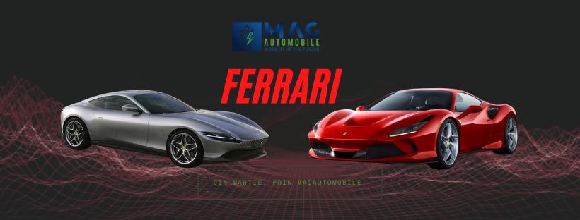 MagAutomobile prezintă Ferrari la Iași