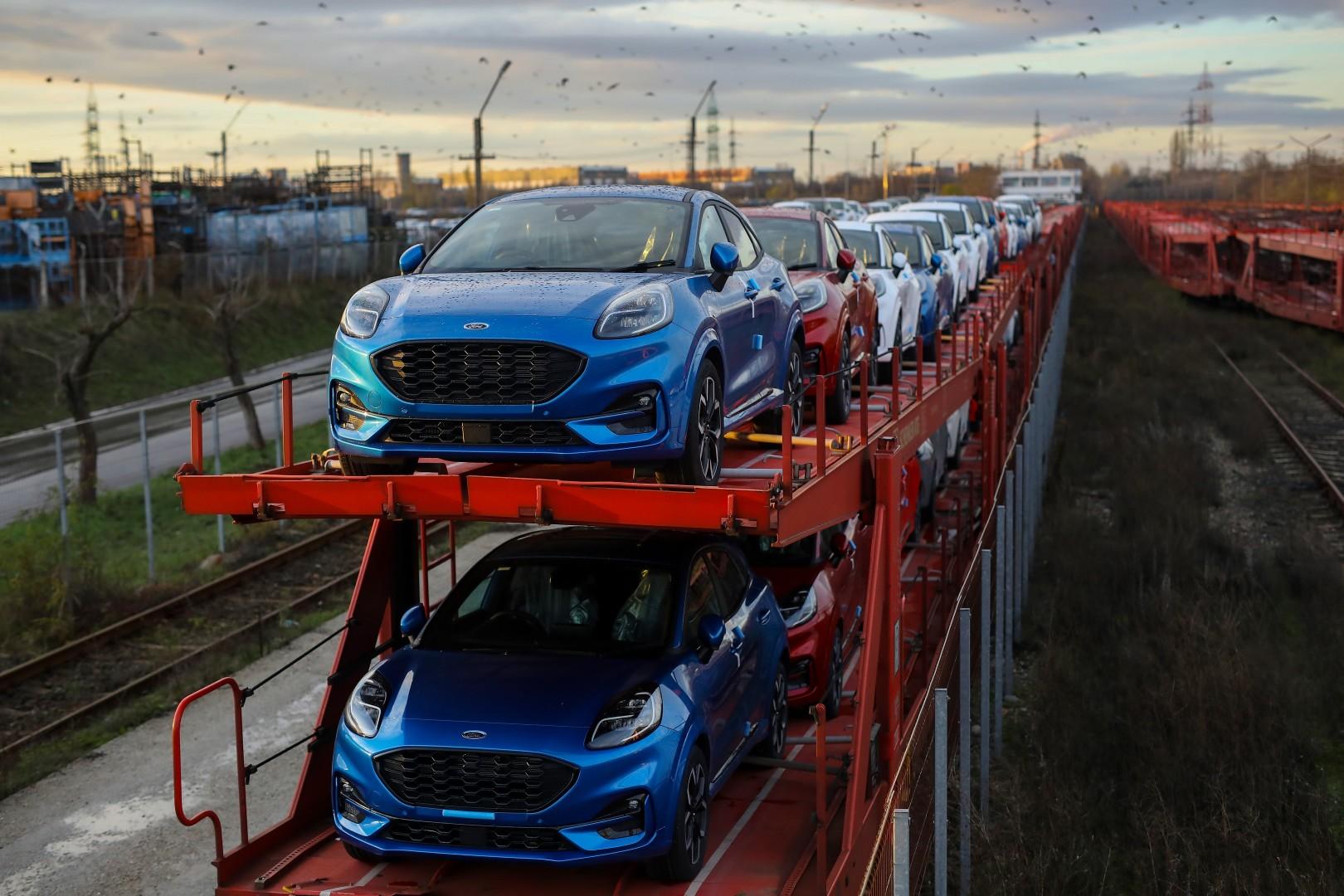 Puma – cel mai bine vândut model al gamei Ford în primul trimestru al acestui an