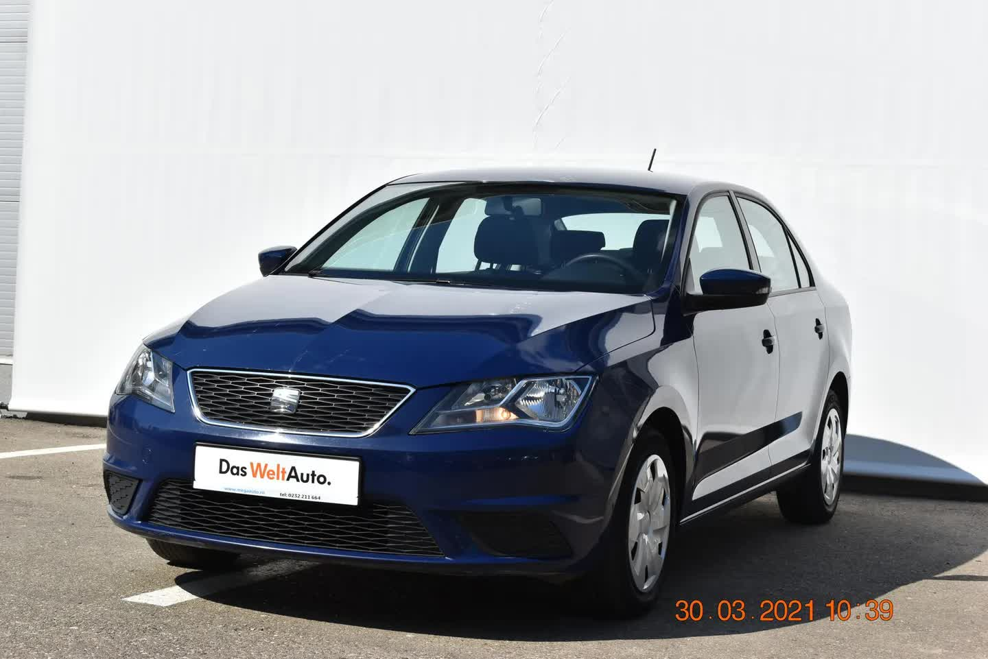 SEAT Toledo Reference 1.0 TSI 95 CP
