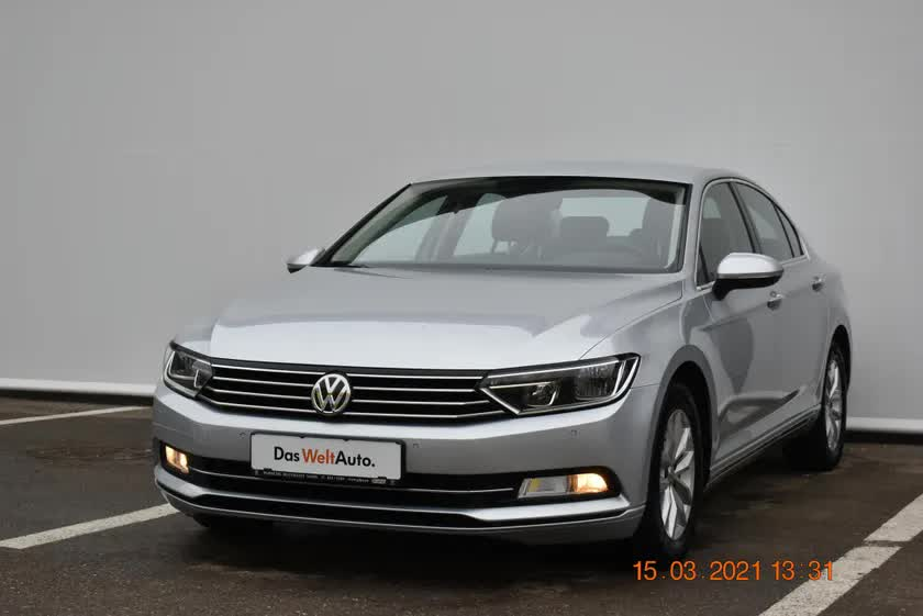 VW Passat Comfort. Small Fleet 2.0 TDI