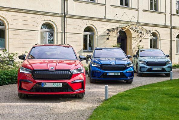 Skoda și Ford sunt în top 5 branduri de mașini înmatriculate luna trecută