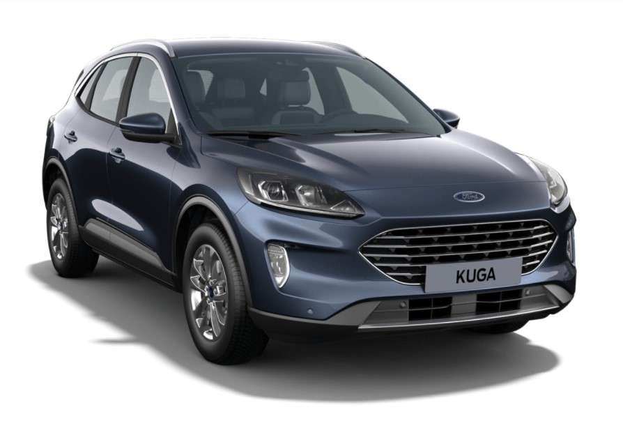 Ford Kuga 5 usi ST Line X AWD 2.5 Duratec FHybrid 190 CP AT – Chrome Blue