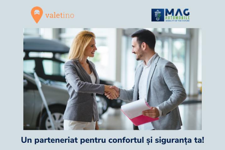 Parteneriat cu Valetino.ro, pentru că timpul tău contează!